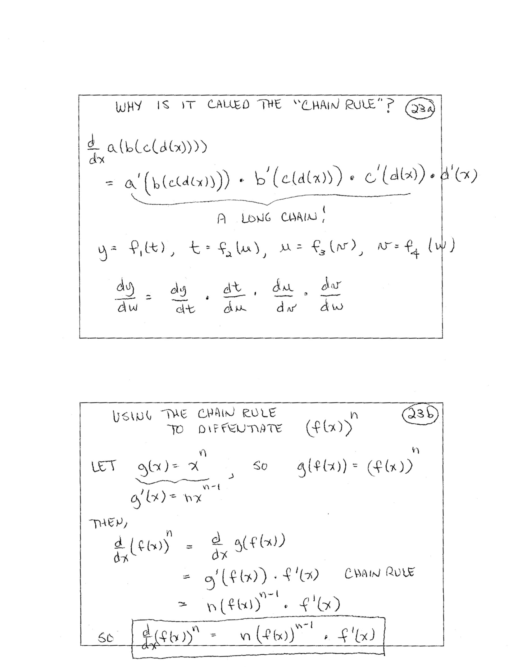 Worksheets Chain Rule Worksheet calculus i mathematics daily syllabus using the chain rule to differentiate