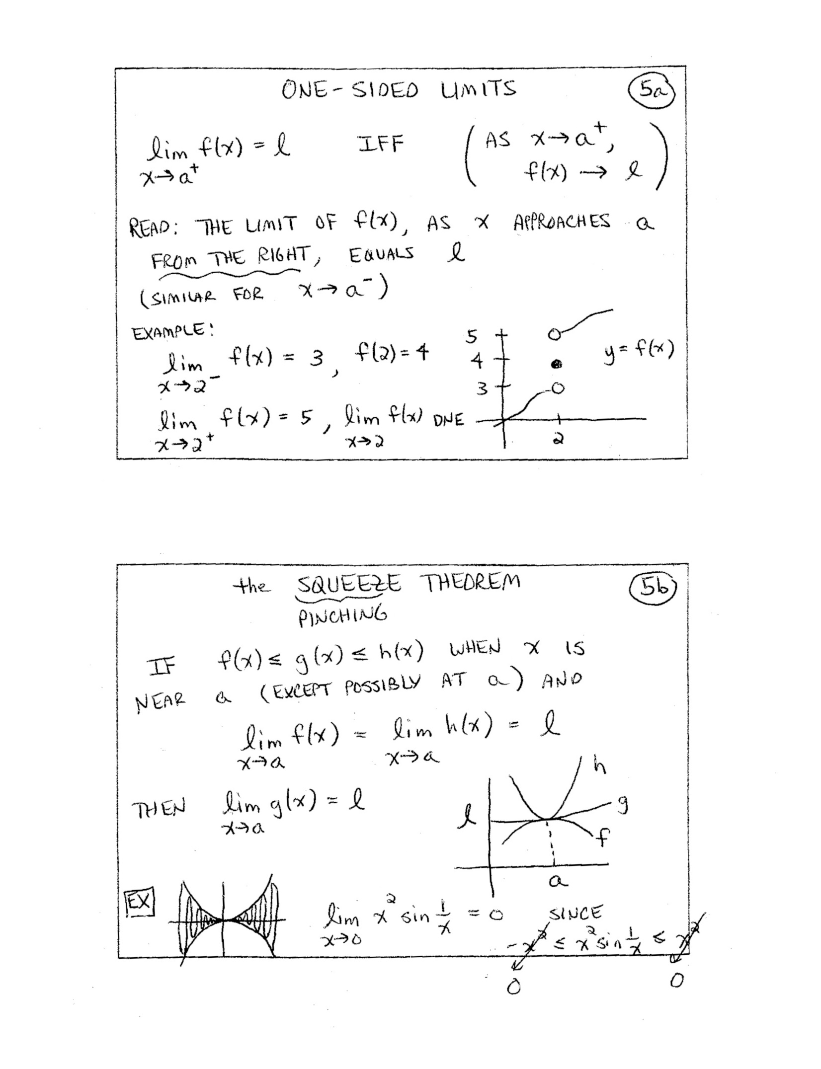 worksheet One Sided Limits Worksheet worksheet on one sided limits online the squeeze pinching theorem