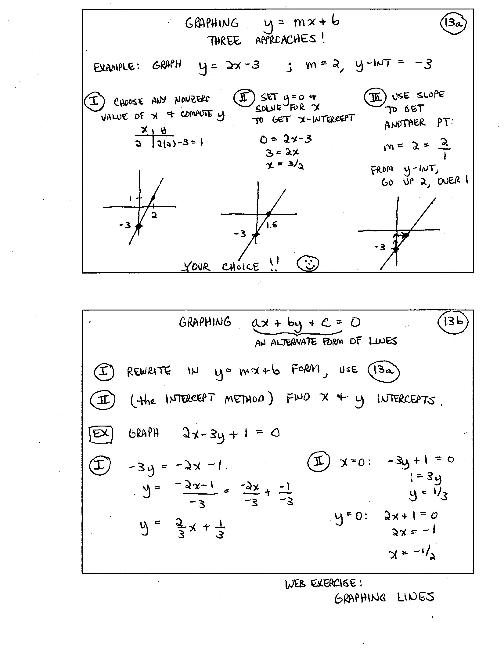 Topics in Calculus MAT 131 Daily Syllabus – Y Mx B Worksheets