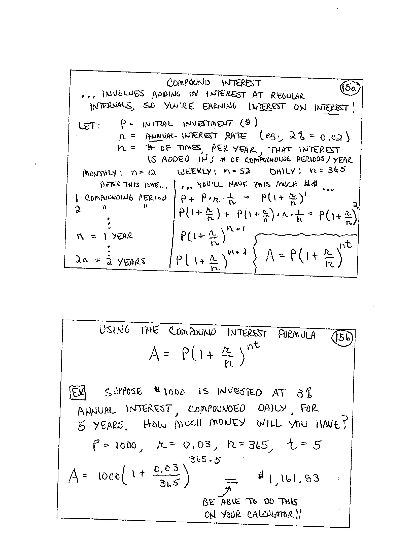 Finite Math Worksheets Davezan – Math Formulas Worksheet