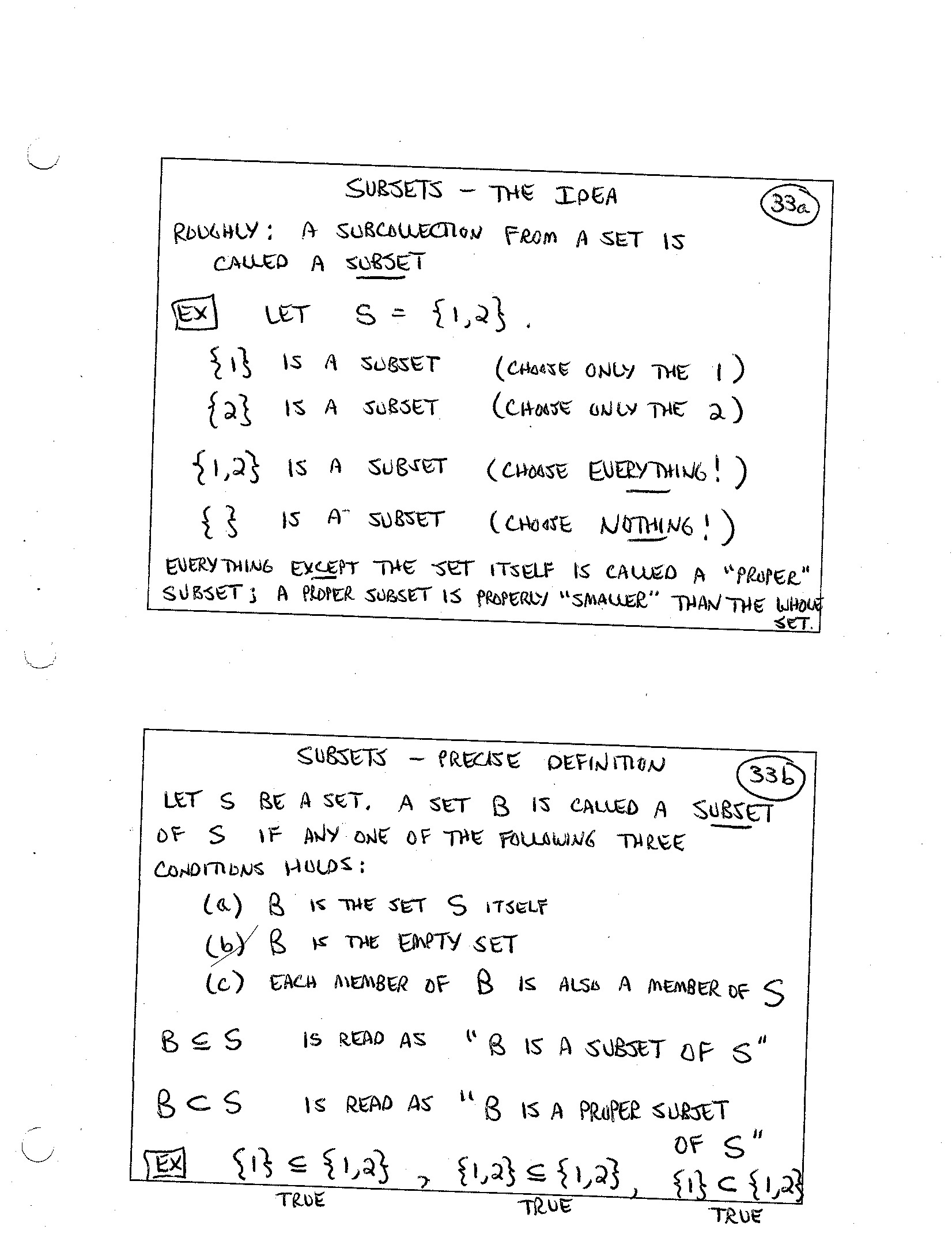 Math Sets And Subsets Worksheets universal sets subsets equal – Set Theory Math Worksheets